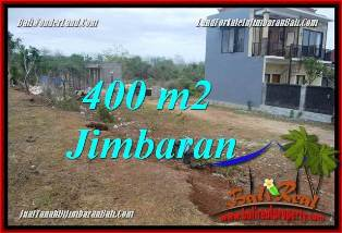 JUAL TANAH di JIMBARAN BALI 400 m2 di JIMBARAN UNGASAN