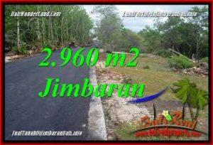 DIJUAL TANAH di JIMBARAN BALI Untuk INVESTASI TJJI133A