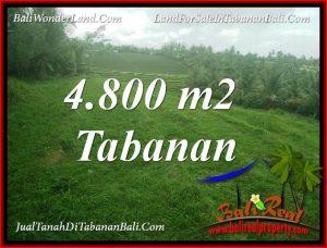 JUAL MURAH TANAH di TABANAN BALI TJTB387
