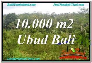DIJUAL MURAH TANAH di UBUD BALI TJUB681
