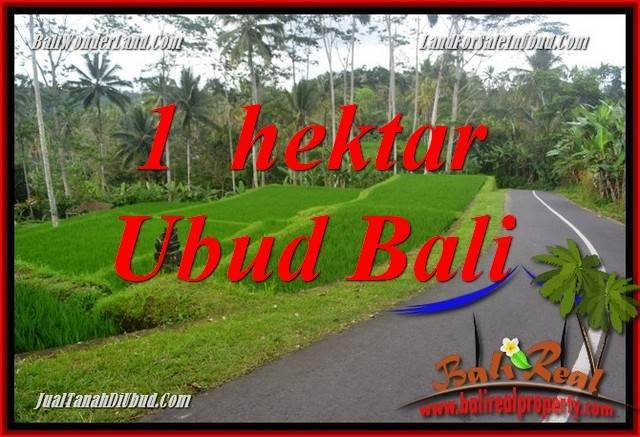 Tanah di Ubud Dijual Murah TJUB683