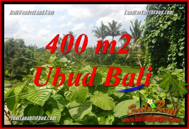 Investasi Property, Tanah Murah di Ubud Dijual TJUB684