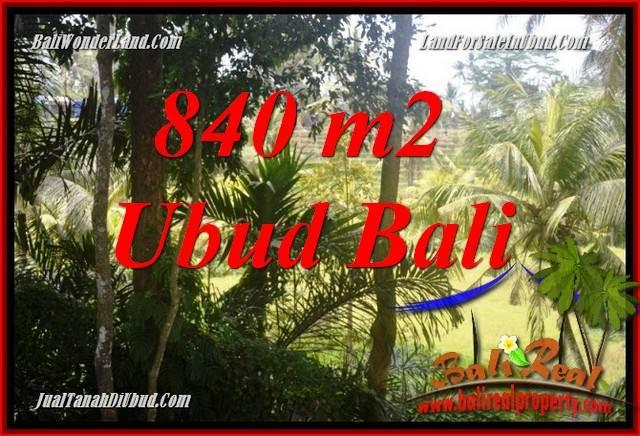 Dijual Murah Tanah di Ubud 8 Are di Lod Tunduh
