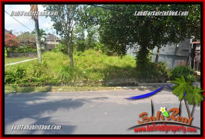 Tanah Murah Dijual di Ubud Untuk Investasi TJUB688