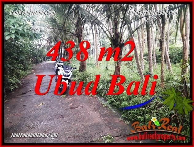 Tanah di Ubud Bali Dijual 4 Are di Ubud Pejeng