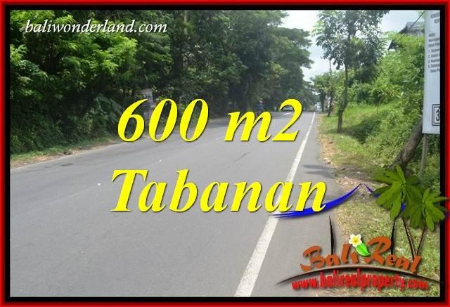 Investasi Property, Tanah di Tabanan Bali Dijual Murah TJTB401