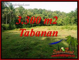 Investasi Property, jual Tanah di Tabanan Bali TJTB413