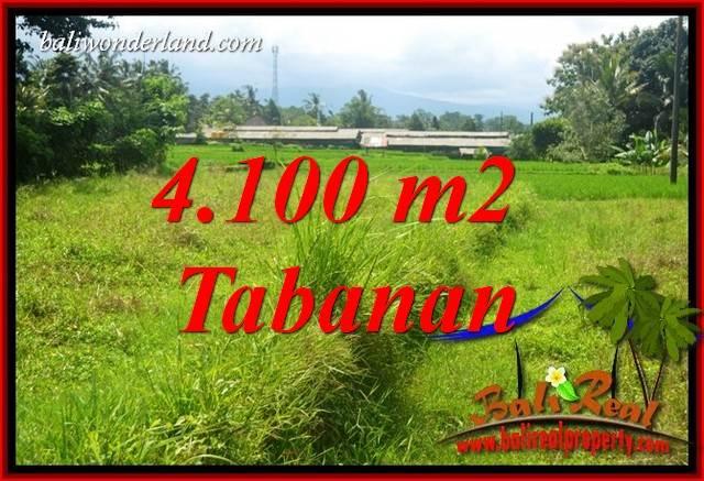 Tanah Murah di Tabanan Bali Dijual 41 are di Tabanan Penebel