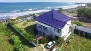 Dijual Villa tepi Pantai - Beachfront Villa for sale in Pantai Purnama Ketewel Gianyar Bali 01