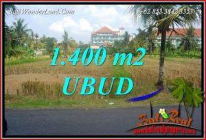 Tanah Murah Dijual di Ubud Untuk Investasi TJUB709