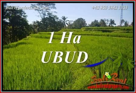 Investasi Properti, Dijual Tanah Murah di Ubud Bali TJUB715