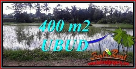 Tanah Dijual di Ubud Bali 4 Are View Sawah