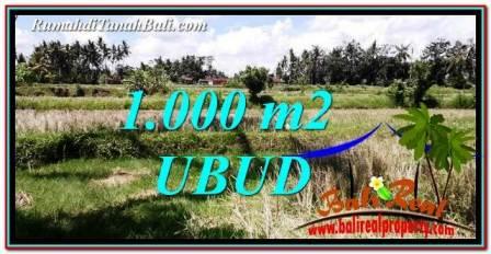 TANAH MURAH di UBUD Bali TJUB760