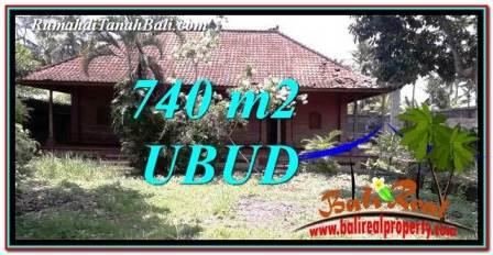 JUAL MURAH TANAH dg Rumah di UBUD TJUB764