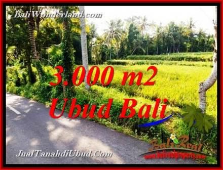 JUAL TANAH di UBUD BALI Untuk INVESTASI TJUB771