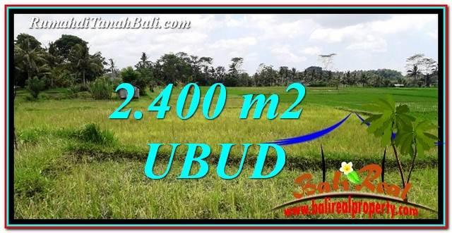 JUAL TANAH di UBUD 24 Are di Ubud Tampak Siring