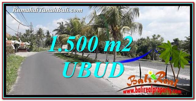 DIJUAL TANAH MURAH di UBUD BALI 15 Are di Ubud Gianyar
