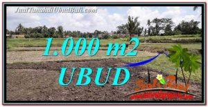 DIJUAL MURAH TANAH di UBUD Untuk INVESTASI TJUB765