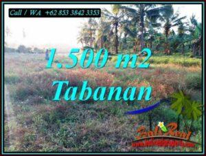 TANAH di TABANAN DIJUAL TJTB497