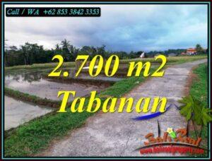 TANAH MURAH di TABANAN BALI TJTB460